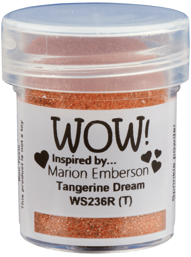 WS236 Tangerine Dream